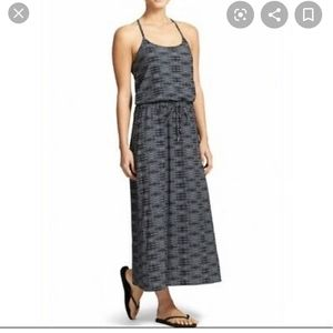 Nwot Athleta Novella Maxi dress
